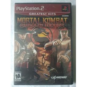 Mortal Kombat Shaolin Monks Ps2