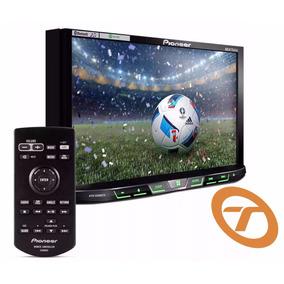 Dvd Automotivo Pioneer 2 Din Avh-x598tv Tv-waze-spotify