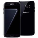 Smartphone Samsung Galaxy S7 Edge Black Piano Com 128gb