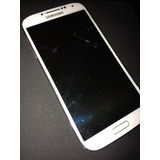 Galaxy S4 Com Display Quebrado.