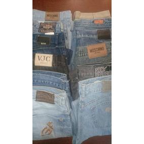 Paca 12 Jeans Armani Versace Hugo Boss Moschino