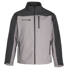 Chamarra Free Country Cubic Softshell P/hombre