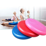 Cojin Disco Propiocepcion 34 Cm Equilibrio Estabilidad  Yoga