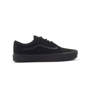 zapatillas vans chica negras 6e072e2da56