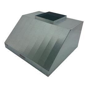 Inmeza C-150g Campana 150 Cm Galvanizada Piramidal Pared