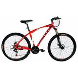 Bicicleta Rodado 27.5 Adventure Frenos De Disco - Nicolini
