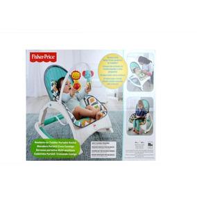 Cadeirinha Crescendo Comigo Deluxe Fisher-price Mattel
