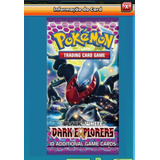 Pokemon Tcg Online - Booster Dark Explorers 10 Cartas !
