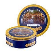Galletitas Danesas En Lata Butter Cookies 454gr Envio Gratis