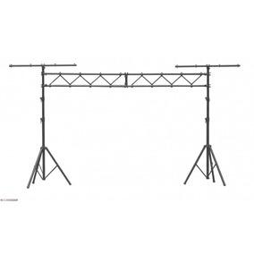Stand Iluminacion Porteria 120kg 3.5mt Uso Rudo