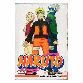 Naruto Manga Vol 28 Masashi Hq Panini Português Lacrado