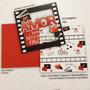 Caixas Presente Papelão Rígido ( Paper Box ) - Amor