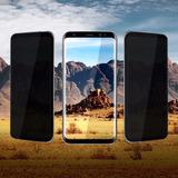 Cristal Curvo Privacidad Galaxy S8, S8 Plus, Note 8, S7 Edge