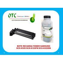 Bote Recarga Toner Samsung Scx-6320 Scx-6122fn Scx-6322dn