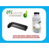 Kit 3 Recarga Y 6 Chips Toner Samsung Scx-6320 Scx-6122fn