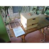 Incubadoras Avicolas Volteo Manual 30h Nacedora Fabricamos