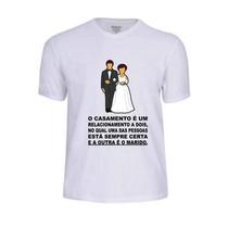 Camisas Camisetas Casamento Sátiras Amor Personalizadas Casa