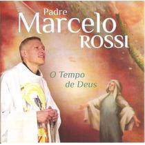 Padre Marcelo Rossi - O Tempo De Deus - Cd - Frete Grátis