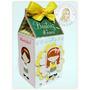 Caixa Milk 3d Carrossel Novela C10 Decoração Festa Lembrança