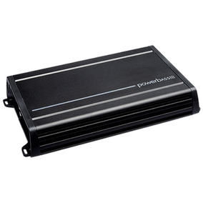 Amplificador Compacto Powerbass Acs-1000d 2000w Max Clase-d