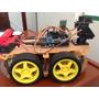 Auto Robot Arduino Robotica