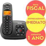 Telefone Sem Fio Elgin Tsf 700se Secretaria Eletronica Dect