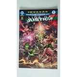 Hq Renascimento Invasão - Liga Da Justiça Vol 6