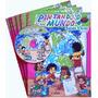 Coleção Pedagógica Pintando O Mundo Seres Vivos + Brinde