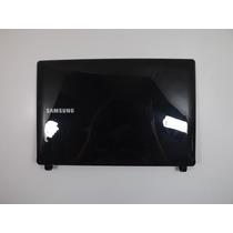 Carcaça Tampa Tela Netbook Samsung Np-n150 N150 Plus 216