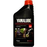 Aceite Yamalube 2t Semi Sintetico 1 Litro Ciclofox