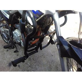 Protetor De Motor E Carenagem Xtz Crosser 150 Chapam