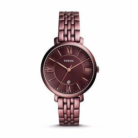 Reloj Fossil Es4100 Acero Inoxidable Para Dama Envio Gratis