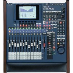 Mesa Digital Roland Vm71000 Estudio Completo