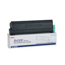Toner Okidata Negro B4300 7000pag Monocromatico