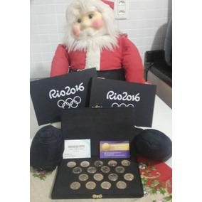 Coleção Olímpica No Estojo Luxo 12x Sem Juros Frete Grátis