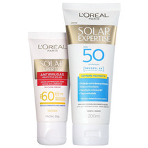 Loréal Paris Expertise Facial Fps 60 E Corporal Fps 50 Blz