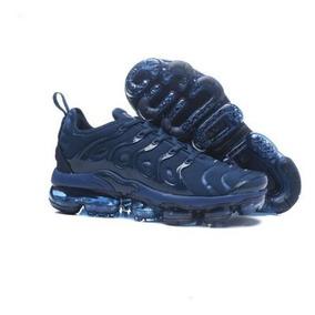 separation shoes 454fa 0ad04 Nike Masculino Preto Air Gel Bolha Vapormax Plus Vm 12x Sj
