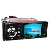 * Stereo Auto 3.5 Sumas Sm-3805 In-dash Desmontable Sd