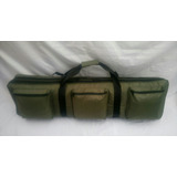 Bolso Porta Marcadora Doble Airsoft / Paintball 2 Markers