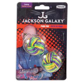 Brinquedo Para Gato Jackson Galaxy Puma Pata Com Catnip
