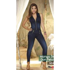 a353f78a38 Short De Jeans Con Tiras Tipi Braga - Pantalones en Mercado Libre ...