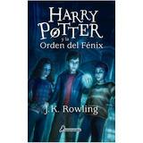 Libro Harry Potter Y La Orden Del Fenix De J.k. Rowling