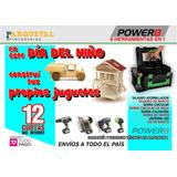 Ultimos Dias De Esta Oferta !!! Power 8 Workshop 12 Cuotas