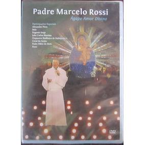 Dvd Padre Marcelo Rossi Agape Amor Divino