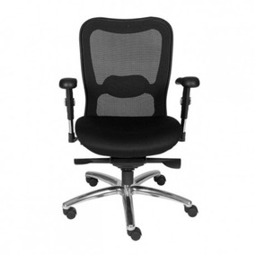 Cadeira Escritório New Ergon Diretor, Tela Mesh
