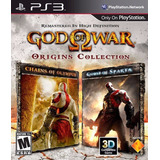 God Of War Origins Collection Ps3 | Digital Español 2 X 1!
