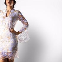 Vestido Branco Curto Para Reveillon 2017 Festas Final De Ano
