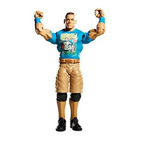 Coleccionable Wwe Ultimate Fan Paquete, John Cena, 6