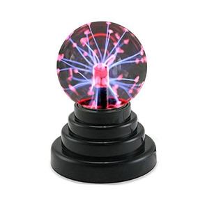 Bola De Plasma De Luz Sensible Al Tacto Esfera Mágica Ilumin