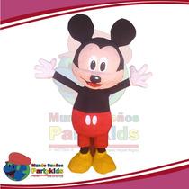 Piñata Mickey Mouse Minnie Pebbles Y Bam Bam Fabrica